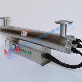 过流式紫外线消毒器 120T/H 中水回用二次供水杀菌器1305W水处理