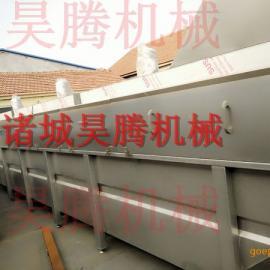 浸烫池鸡鸭鹅烫毛设备优质厂家诸城昊腾机械