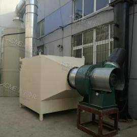 专用车制造厂VOC废气治理 喷涂车间(涂装车间)废气净化