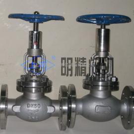 KPF型不锈钢平衡阀