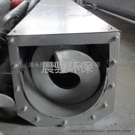 河北晨骏环保专业生产各种规格螺旋输送机厂家直销量大优惠