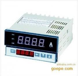 TOSO东硕DS4P-8DA上下限报警直流电流表 报警电流表