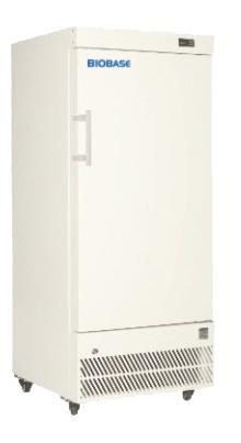 立式超低温冰箱-86℃,侧开门,158L