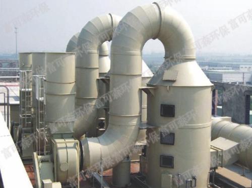 广东废气治理,氰化物废气处理,电镀厂氰化物废气处理,氰化氮废气