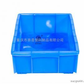 重庆哪里有 耐热耐腐 食品专用 1号 塑料周转箱 批发