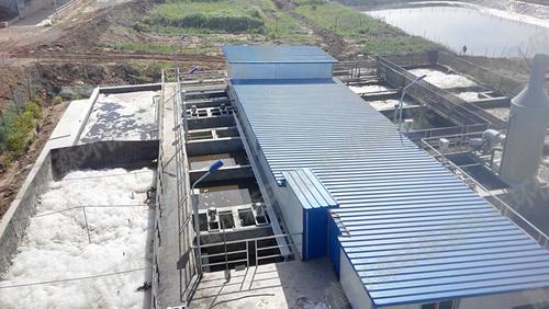 工业废水处理设备/阳极氧化废水处理设备/铝型材加工废水处理