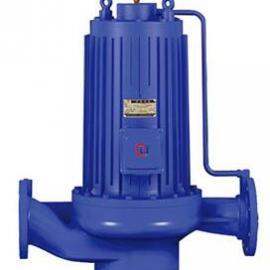 优质屏蔽泵批发/采购:G系列低噪音管道屏蔽电泵(无泄露泵)
