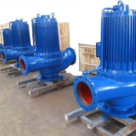 PBG(普通型/热水型/耐腐蚀型/逆循环型)屏蔽式管道泵厂家供应
