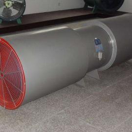 SDF低噪音隧道射流风机 铁路隧道风机 隧道射流风机