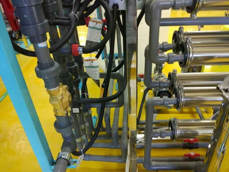 二级中水回用设备