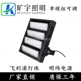 新款LED模�M投光�艨烧{式投光�麸w利浦明��源款