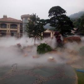 园林景观喷雾系统