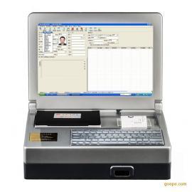 华思福访客机厂家FSF668访客登记身份验证系统访客一体机
