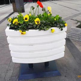 花箱,城市绿地工程花箱,城市道路隔离花箱,花箱护栏