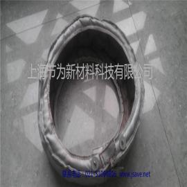 上海节为 可拆卸阀门保温套 柔性保温衣 保温夹套 管道阀门保温套