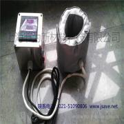上海节为可拆卸式加热套 仪器仪表加热套 柔性阀门管道保温套