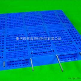 成品原料仓库地台板哪里有卖 重庆塑胶地台板厂家