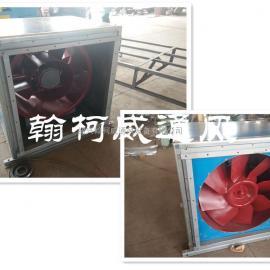 SWF-11低噪声混流风机箱