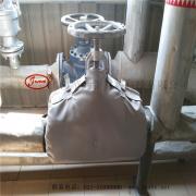 柔性保温衣 可拆卸阀门保温套 仪器仪表保温夹套 过滤器保温套