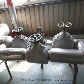 可拆卸阀门保温套|管道保温衣|高温隔热板 柔性保温衣