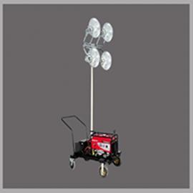 夜间施工作业照明灯事故抢修移动照明灯移动照明车图片价格厂家