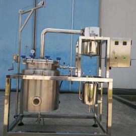锐元专业制造植物精油提取、挥发油提取设备