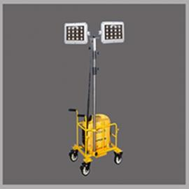 夜间施工作业照明灯轻便式移动照明灯车移动照明车价格图片厂家