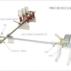 正祺电力直销 FKN-12挂墙式负荷开关