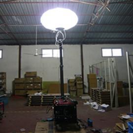 夜间施工作业照明灯移动照明月球灯大功率照明灯图片价格厂家