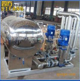 无负压管道叠压供水设备 变频供水设备 箱式无负压供水设备