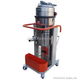机械加工厂用吸尘器 上下分离桶吸尘器打磨车间用吸颗粒吸尘器