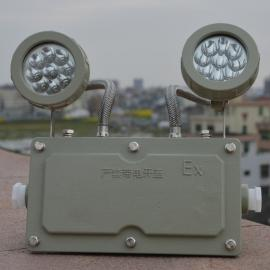 BAJ52系列防爆照明双头应急灯,消防应急疏散灯