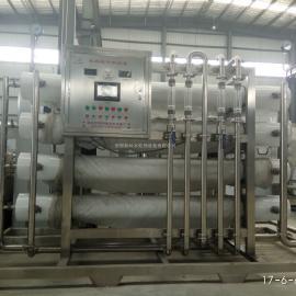安徽新科桶装水设备净水设备矿泉水设备反渗透