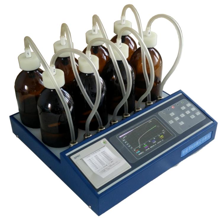 SN-870H 智能型水中BOD测定仪 五日法 无汞压差法