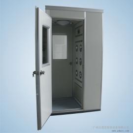 供应珠三角洁净厂房不锈钢风淋室定制安装风淋走廊定制