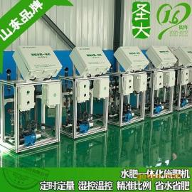 山东电动施肥机厂家 智能管理水肥一体机价格优大棚蔬菜微喷滴灌