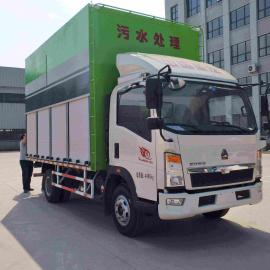 大锦鲤,JZ20-B,新款上市,移动式化粪池处理车