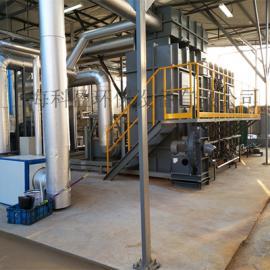 上海直销VOCs废气蓄热式热氧化器 RTO焚烧炉设备