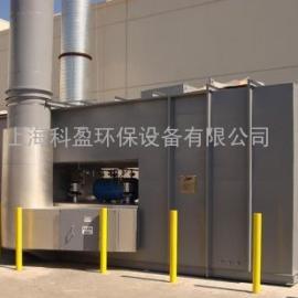 VOCs废气热力焚烧炉 RTO蓄热氧化器 RTO废气处理设备