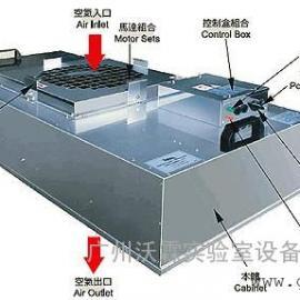 冷轧钢板层流罩定制 洁净FFU层流罩生产厂家WOL