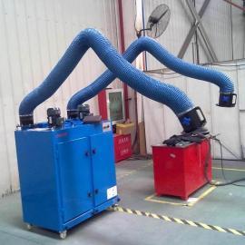 移动式焊烟除尘器,又称焊烟吸尘器