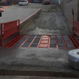 四川绵阳混凝土搅拌站车辆自动工程洗轮机,高效洗车