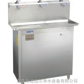 不锈钢即热式饮水机商用步进式开水机30L奶茶全自动开水器