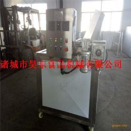昊东专卖炒米油炸机,炒米油炸设备 控温好产量大