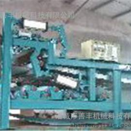 自动污泥带式压滤机/诸城善丰专业生产带式压滤机