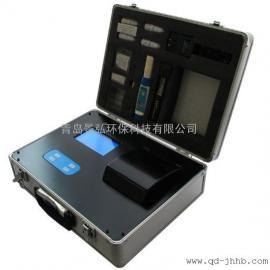 XZ-0125型多参数水质分析仪 悬浮物浊度硬度PH温度