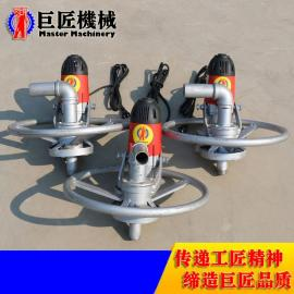 1200w便携式电动打井机 民用打井机 吃水井专用打井机