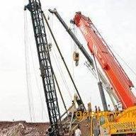 北京打桩公司旋挖桩施工钢管桩加固护坡桩工程