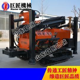 FY150履带式气动水井钻机 灵活高效的气动打井机