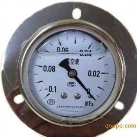 耐震真空压力表型号规格,耐震真空压力表厂家